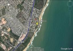 Terreno de 1.800 m2 na Barra do Jucu - Praia dos Recifes