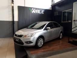 Focus Sedan GLX 2.0 Automático com IPVA 2019 pago e Revisões em Concessionária - 2013