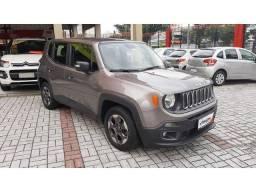 2. Jeep Renegade Sport Automática 2016 - Baixo KM