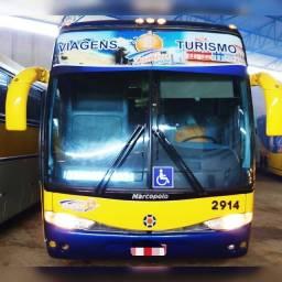 Ônibus G6, Muito Novo e Bem Conservado