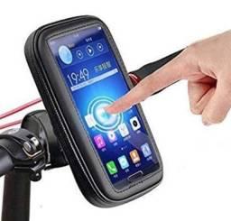 Suportes celulares e GPS para motos e bikes novos