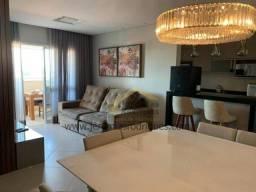 Apartamento com 3 dormitórios à venda, 100 m² por R$ 550.000,00 - Condomínio Maison Indepe