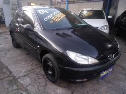 Peugeot 206 completo ano 2004