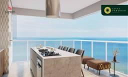 Apartamento com linda vista exclusiva de penha andar alto (vigésimo sétimo andar)