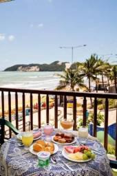Super fácil ! Conquiste a independência financeira: Flat na Beira Mar de Ponta Negra, ótim