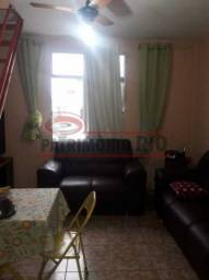 Apartamento à venda com 2 dormitórios em Olaria, Rio de janeiro cod:PAAP23463