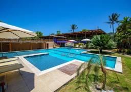 Apartamento 50m da praia à venda, 64 m² por r$ 500.000 - arraial d'ajuda - arraial d'ajuda