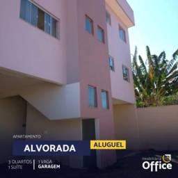 Apartamento com 3 quartos no apartamento bairro alvorada - bairro alvorada em anápolis
