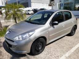 Peugeot 207 xr 1.4 (flex) 4p 2010 - 2010
