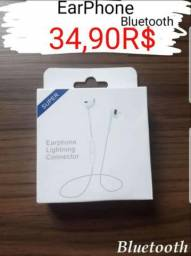 Earphone Fone Bluetooth