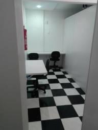 Seu escritório na Pracinha de Boa viagem