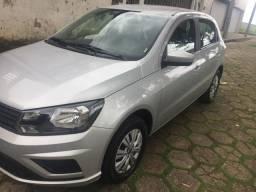 Volkswagen - Gol prata 1.6 - 2019
