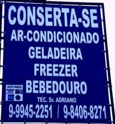 Atenção! Consertamos na sua casa ou empresa!!!