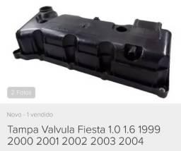 Tampa de válvulas Fiesta / Ka 1.0 ou 16 8v