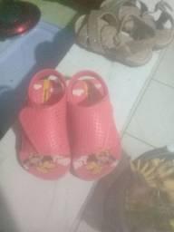 Sandália de BeBê