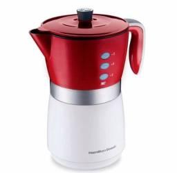 Cafeteira Elétrica H B Vermelha 565W 127V
