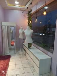 Passo loja de roupa feminina 12 x sem juros no cartoes