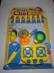 Kit Brinquedos Cozinha