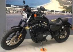 Harley Davidson Iron 2013. Equipada