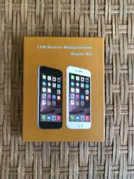 Tela Touch Screen Display Lcd Apple iPhone 7 4.7 Original - preto