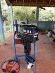 Motor Yamaha 25 hp 92