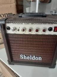 Caixa Amplificada de violão Sheldon