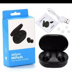 Fone de ouvido Bluetooth A6spro MiPods