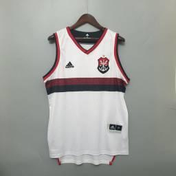 Camisa flamengo basquete