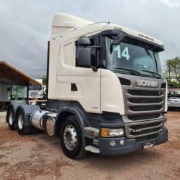 Caminhão Scania R 440 6x4 2020 - R440 Opticruise