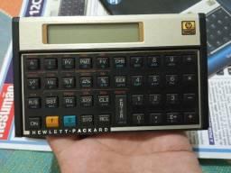 Calculadora HP12C. Novíssima apenas trocar pilhas