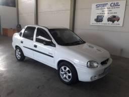 Classic sedan spirit 1.6 2006 -dir hid -ar quente -alarme trava valor: 14.000,00