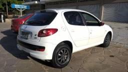 Vendo Peugeot 207 2011 1.4XR Completo Branco - Excelente estado