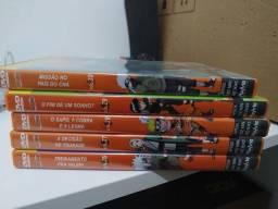 Dvd Naruto arco do Jiraya completo