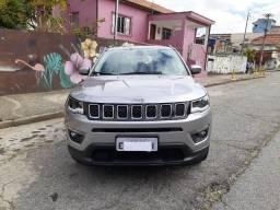 Jeep Compass 2.0 16V Flex Longitude Automatico 2019