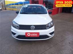 Título do anúncio: Volkswagen Voyage 2021 1.0 12v mpi totalflex 4p manual
