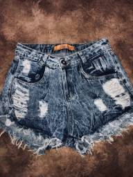 Shorts jeans APROVEITE