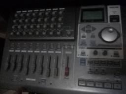 Mesa de gravação tascam 8 canais troco por ps4