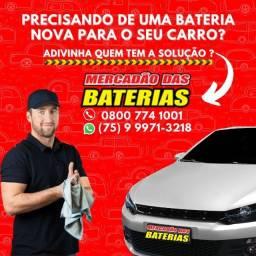 Promoção- Mercadão Das Baterias em Cruz das Almas