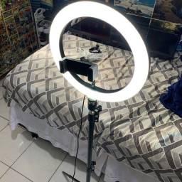Ring Light LED 26cm 2,1m