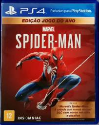 Jogo Spaider-man Homem Aranha para Ps4