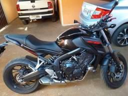 Vendo moto CB650F