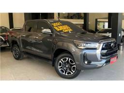 Título do anúncio: Toyota Hilux 2.8 Turbo Diesel Srx 4x4 Automático 2021!!! (Blindado)