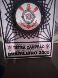 Quadro do Corinthians campeão brasileiro