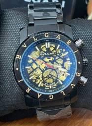Título do anúncio: Relógio Bvlgari Black exclusive