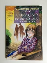 Livro: Com o coração do outro lado do mundo