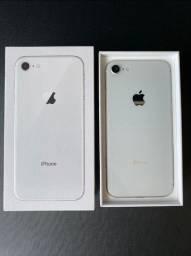 Título do anúncio: iPhone 8 64g na cor prata