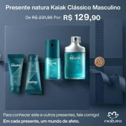 Kit Kaiak Masculino Natura.<br><br><br><br>