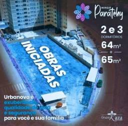 Bosque Paratehy - Baixo Custo e Alta Valorização - More ou invista no Urbanova