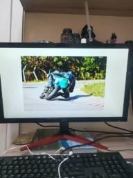 Monitor acer 144hz KG241Q 23,6 em perfeitas condições.