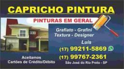PINTOR Residencial e Comercial de Luxo
